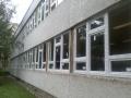 3. Iskola déli homlokzat ablakcsere