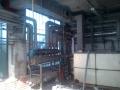9. Kazánház bontás